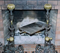 Fireplace Grill