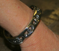 Stainless Steel Modified Surgical Implant to Bracelet